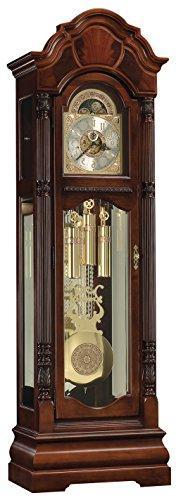Howard Miller Winterhalder II Floor Clock In Windsor Cherry