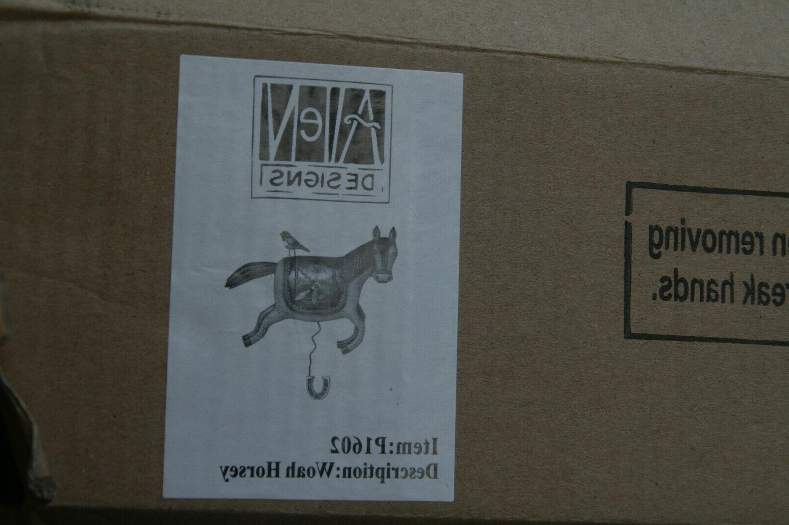 Allen Designs Horse Childs Whimsical