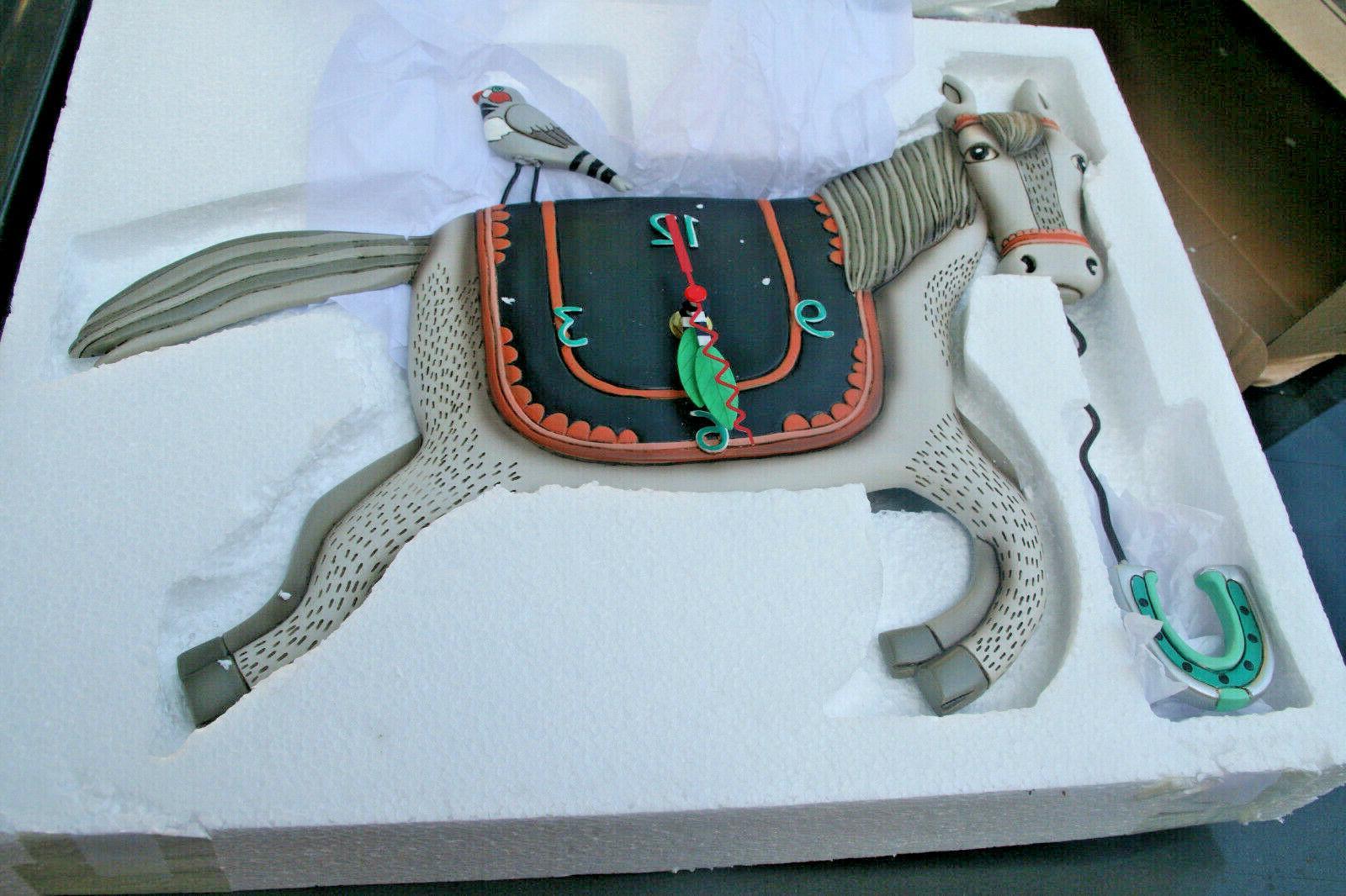 woah horsey horse pendulum childs kids whimsical