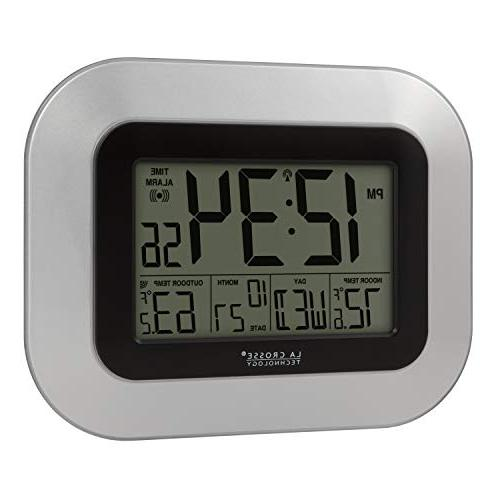 La Crosse Atomic with Indoor and Temperature
