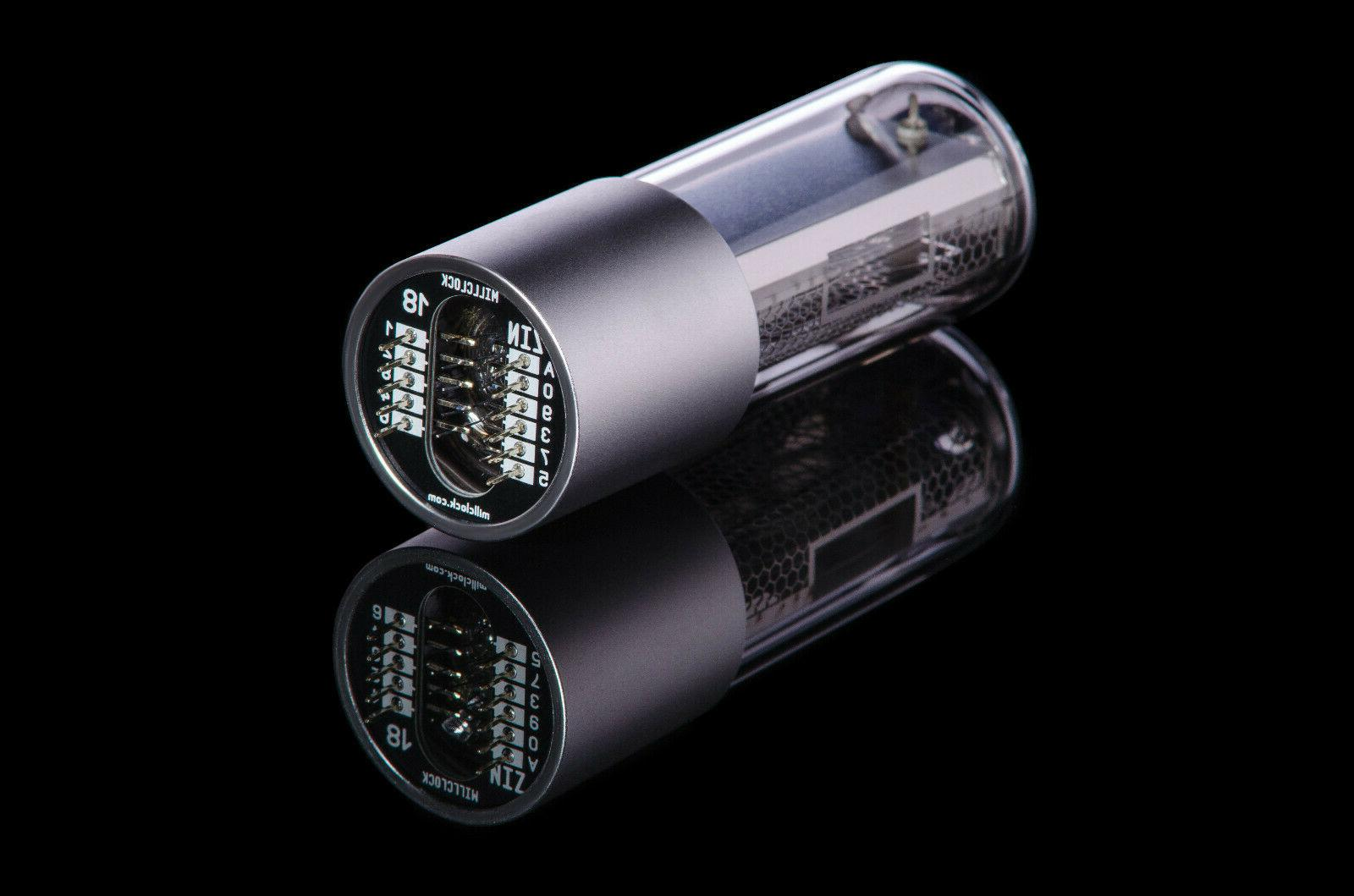 ZIN18 IN18 Clock Aluminium Glass Cover WIFI