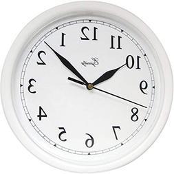 La Crosse Technology Equity Quartz Wall Clock - 25201 Pack o
