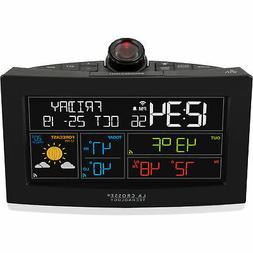 La Crosse Technology Wi-Fi Projection Alarm Clock - Model# C