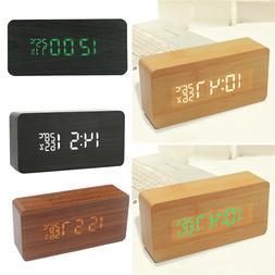 Large Digital Alarm <font><b>Clock</b></font> Innovative LED