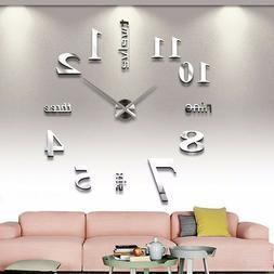Large DIY Quartz Wall Clock Movement Hands Mechanism Repair