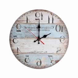 Large Indoor Outdoor Wooden Decorative Rustic Vintage Countr
