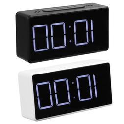 LED Digital Alarm <font><b>Clock</b></font> with <font><b>US
