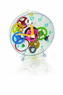 Lily's Home Do-It-Yourself Children's First Puzzle Clock Kit