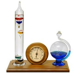 Lilyshome Lily's Home Analog Weather Station, with Galileo T