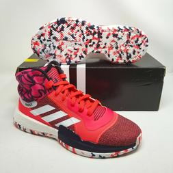 adidas Marquee Boost John Wall PE Red White Navy G27737 SZ 1