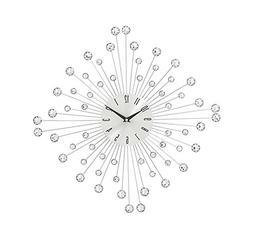 Amazing Metal Acrylic Wall Clock