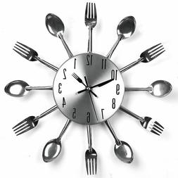 Metal Sliver Home Decoration Cutlery Kitchen Utensil Spoon F