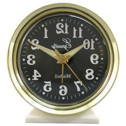 Equity Mini Bell Alarm Clock by La Crosse