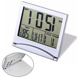Mini Folding LCD Digital <font><b>Alarm</b></font> <font><b>