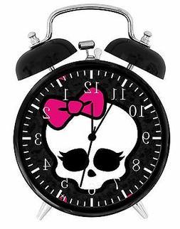 """Monster High Alarm Desk Clock 3.75"""" Room Decor W01 Nice for"""