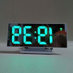 Multifunction Digital Alarm <font><b>Clock</b></font> LED Di