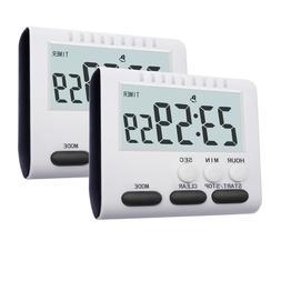 Multifunctional <font><b>Kitchen</b></font> Timer Alarm <fon