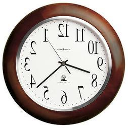 Murrow Radio Adjusted Atomic Wall Clock