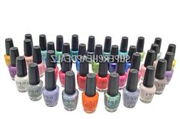 OPI Nail Lacquer Polish 0.5oz / 15ml  - NEW AUTHENTIC - 230+