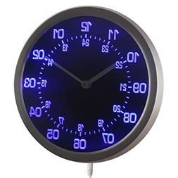 ADVPRO nc0705-b 24 Hour Military World Time Zone Amateur Neo