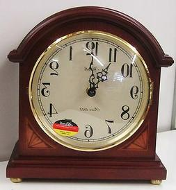 NEW HERMLE BARRISTER STYLE MANTLE CLOCK 22851-N92114