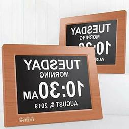 American Lifetime  Day Clock - Extra Large