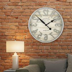 Oversized Wall Quartz Clock 20 Living Room Kitchen Decor Lar
