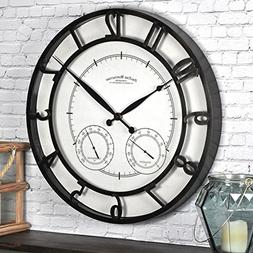 "FirsTime 18.75"" Park Outdoor Clock"