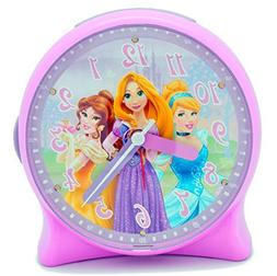 Disney Princess Light-Up Alarm Clock for Girls - Classic!