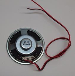 "Quartz Chiming Clock Movement Speaker Replacement NEW 2 1/4"""