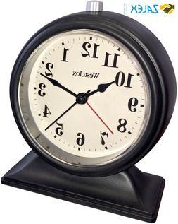 Westclox Quartz Classic Easy To Read Alarm Clock