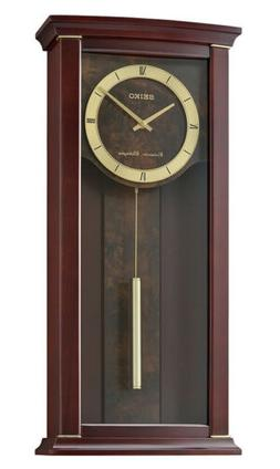 Seiko QXH067BLH Japanese Quartz Wall Clock