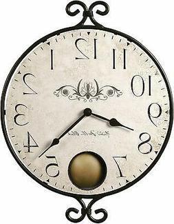 Howard Miller Randall Wall Clock 625-350 – Vintage & Round