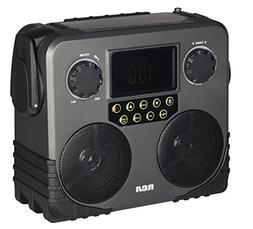 RCA RCAEP700WR RCA 14-In-1 Multi-Function Jobsite AM/FM/NOAA