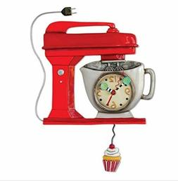 Allen Designs Red Vintage Mixer Pendulum Child Kids Whimsica