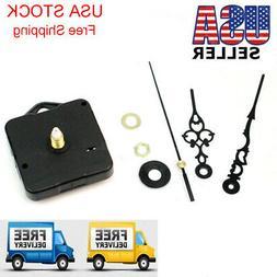 Replacement Quartz Wall Clock Movement Mechanism Motor DIY R
