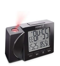 Oregon Scientific Travel Projection Atomic Clock with Indoor