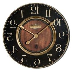 30 in. Round Martinot Clock