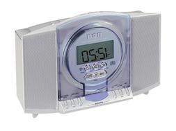 RCA RP3755 AM/FM Dual Wake CD Clock Radio