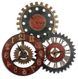 Rusty Movements, Clock