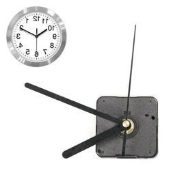 Silent DIY Clock Quartz Movement Mechanism Hands Replacement