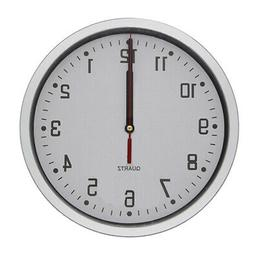 Silent Non Ticking Analog Quartz Wall Clock for Living Room