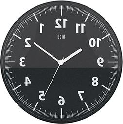hito Silent Wall Clock Non Ticking 11 inch Excellent Accurat