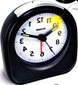 Sharp Spc844a Travel Alarm Clock