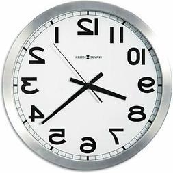 Howard Miller Spokane Wall Clock 625-450 – Modern & Round