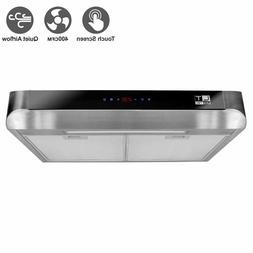 Livetech Stainless Steel 30-Inch Under Cabinet Kitchen Range