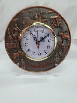 stand desk clock craft symbol represent Thailand souvenir/ d