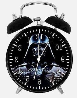 """Starwars Alarm Desk Clock 3.75"""" Room Decor E54 Nice for Gift"""