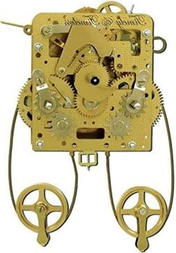 Qwirly Store: HERMLE Clock Movement 241-840 Gearing 75, 85 o