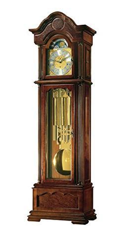 Hermle Temple Walnut Floor Clock
